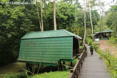 River Lodge of Tabin Wildlife Resort