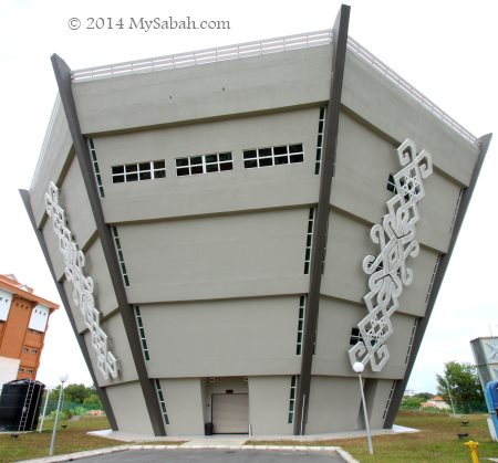 Sabah Art Gallery (back view)