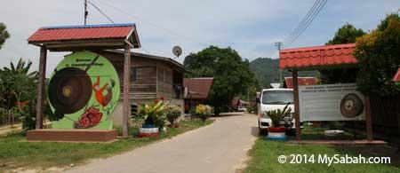 Kg. Sumangkap Gong Factory