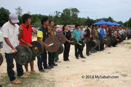 Pesta Gong Sabah