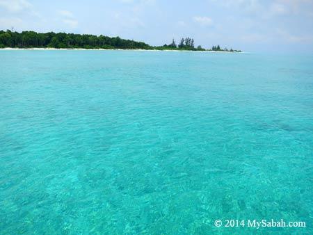 sea of Mengalum Island