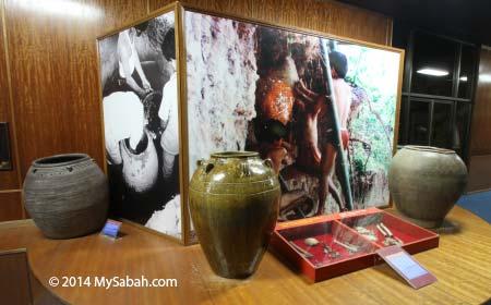 burial jars of Sabah