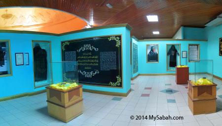 costume of the Islamic world gallery