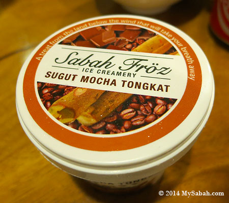 Sugut Mocha Tongkat ice cream