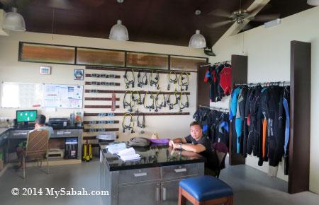 Scuba Diving Centre