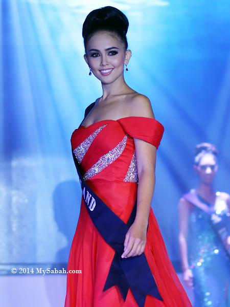 Miss Scuba Thailand
