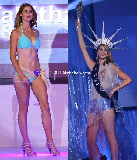 Miss Scuba United States