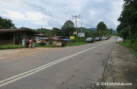 junction to Zip Borneo
