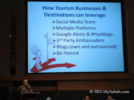 presentation slide by David Hogan