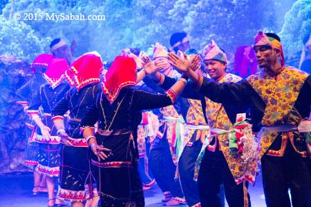 dance in Sabah Fest 2015