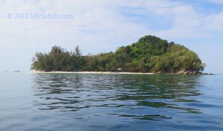 Mamutik Island (Pulau Mamutik)