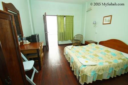 bedroom of Fairy Garden Resort