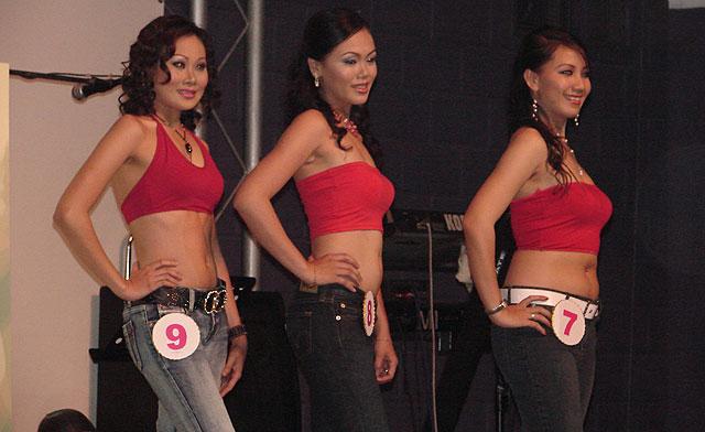 Miss Sabah Tourism 2005