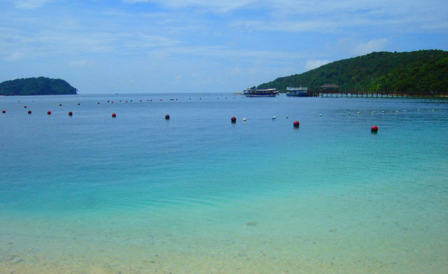 Manukan Island, the Most Popular Island of Sabah