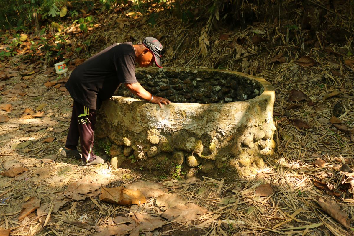 Healing Well of Kuala Penyu