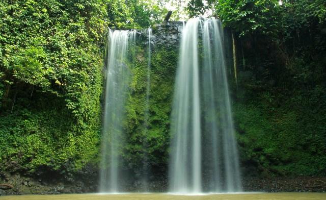 Madai Waterfall and Tongkat Ali Hill of Kunak, Sabah
