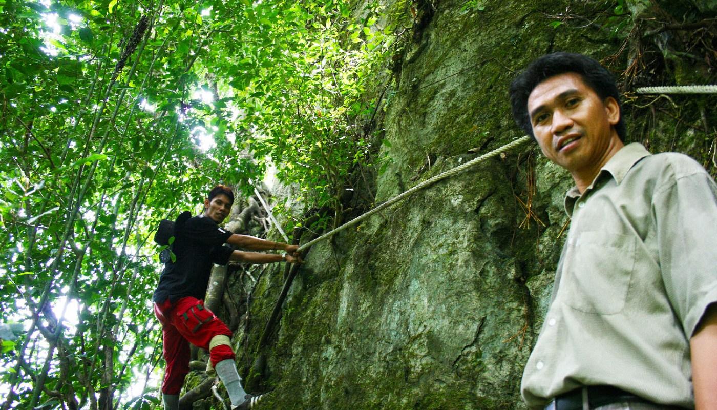 Climbing Batu Punggul