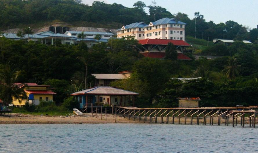 Pulau Banggi Revisited