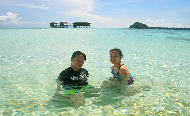 Mermaid Island – Mantanani