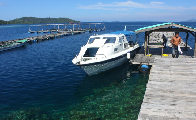 Tabawan the Pearl Island, Lahad Datu, Sabah
