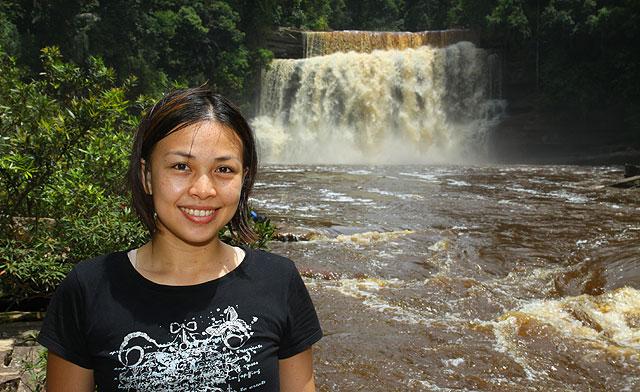 Maliau Falls