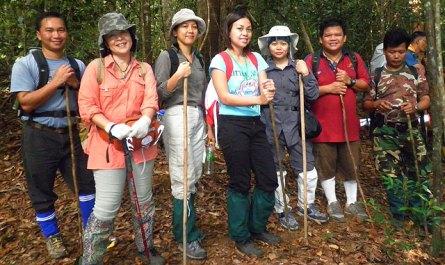 Mt. Tambuyukon adventure