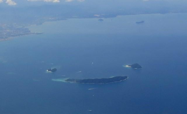 Smiley Island of Sabah