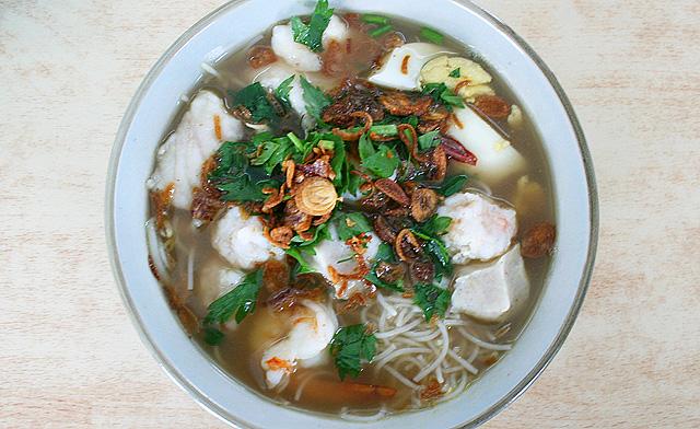 Best Soto Noodle Soup of Sabah