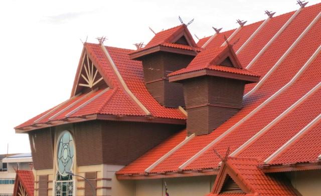 JKKN Sabah Complex, the new landmark building of Sabah