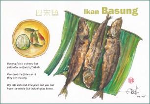 Ikan Basung (Basung Fish)