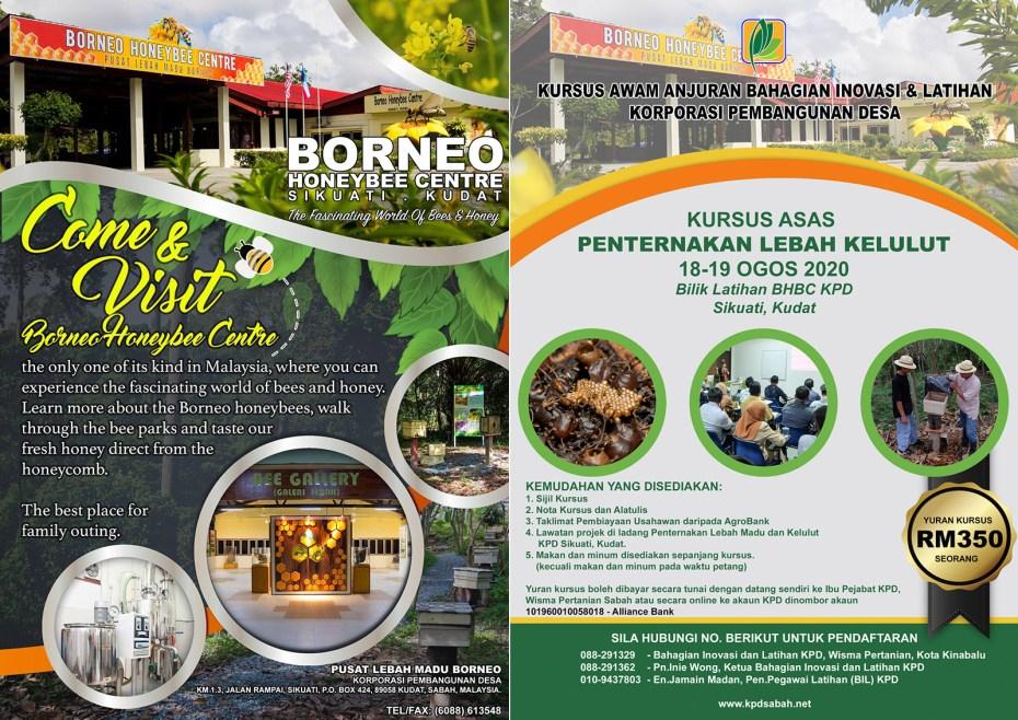 Borneo Honeybee Centre in Kudat