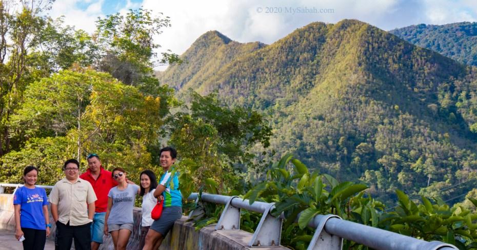 Gunung Wakid in Tambunan