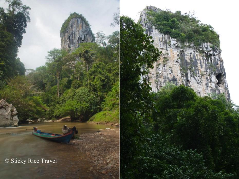 Batu Punggul in Sapulut