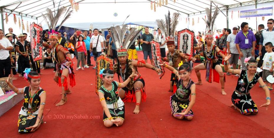 Murut people of Sabah