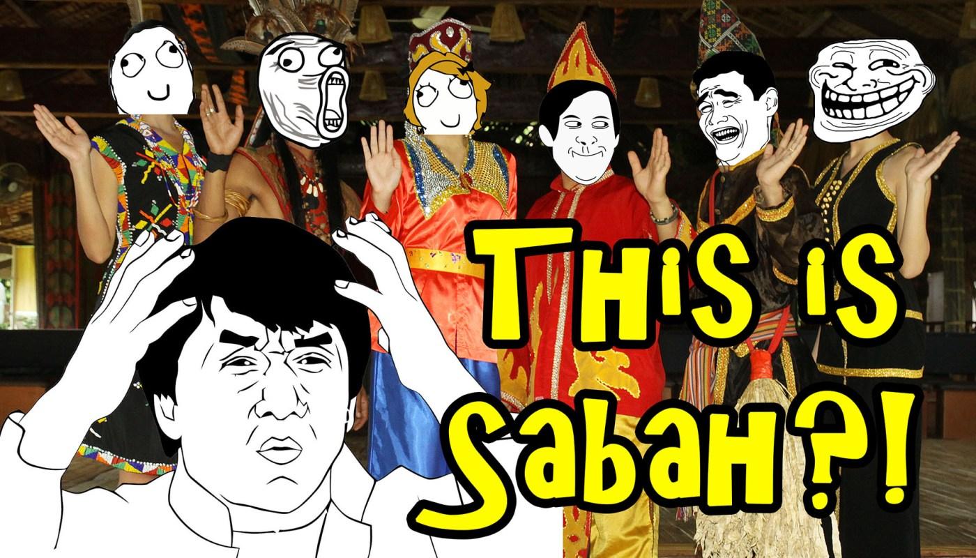 Sabahan trolls