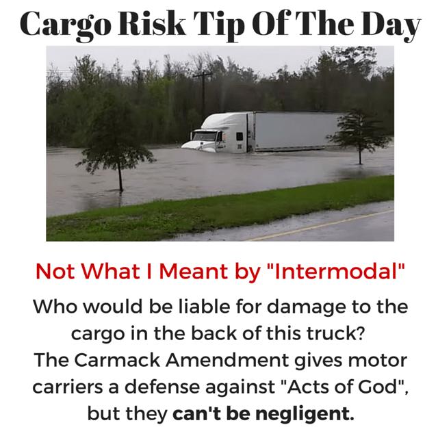 CRT-Not Intermodal!
