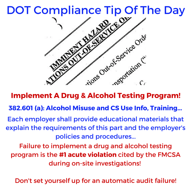 DCT- Get With The Program!!