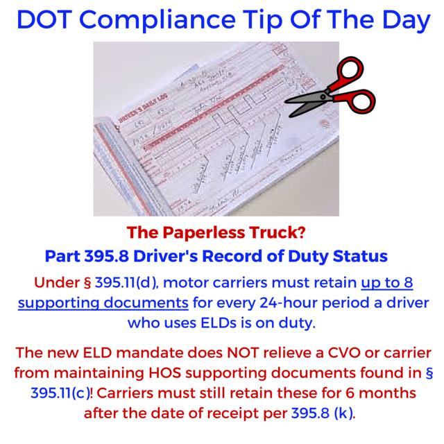 DCT- Paperless Truck