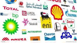 Oil and Gas Industry: Salary of Shell, Total, Mobil, Schlumberger, Chevron and NLNG