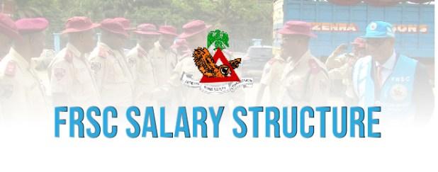 CONPASS FRSC Salary Structure