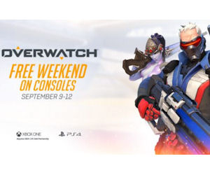 PS4 Amp Xbox One Play Overwatch For Free Free Stuff