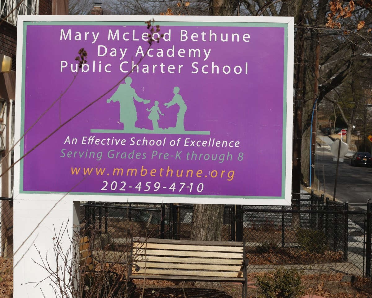 Mary Mcleod Bethune Day Academy Pcs
