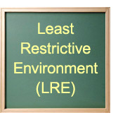 least-restrictive-environment
