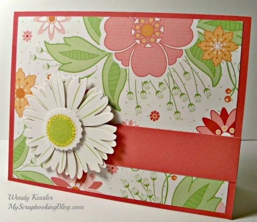 Sophia Card #1 by Wendy Kessler