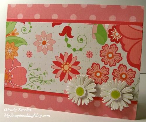 Sophia Card #19 by Wendy Kessler
