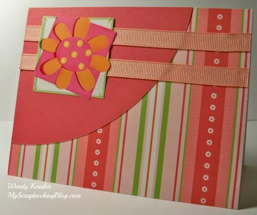 Sophia Card #15 by Wendy Kessler