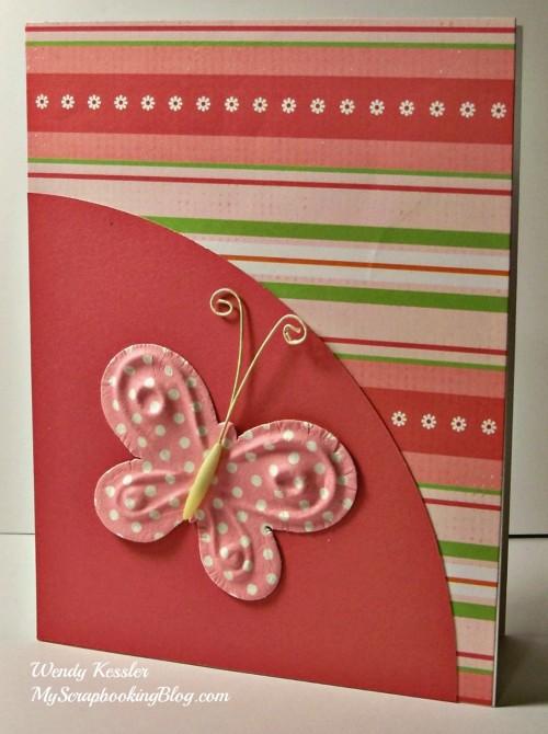 Sophia Card #26 by Wendy Kessler