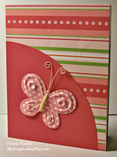 Sophia Card #26 by Wendy Kessler