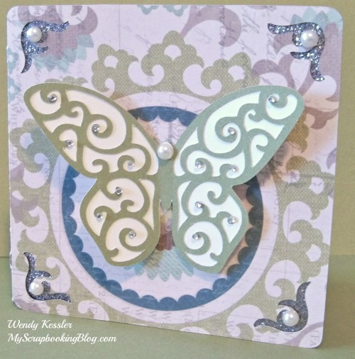 Mother's Day Card by Wendy Kessler
