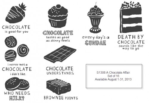 A Chocolate Affair SOTM - Shop at WendyKessler.CTMH.com